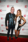 G Lounge's Michael McGrail and Gigi Lopez ATTEND OXYGEN'S BAD GIRLS CLUB MIAMI SEASON FINALE RED CARPET EVENT