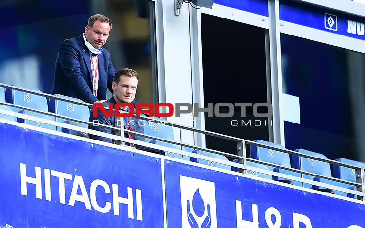 Marcell Jansen (Aufsichtsratvorsitzender und Praesident HSV e.V.)<br />