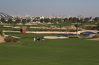 Looking down the 4th during the Preview of the Commercial Bank Qatar Masters 2020 at the Education City Golf Club, Doha, Qatar . 03/03/2020<br /> Picture: Golffile   Thos Caffrey<br /> <br /> <br /> All photo usage must carry mandatory copyright credit (© Golffile   Thos Caffrey)