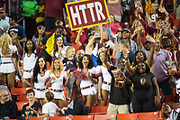 Landover, MD - August 24, 2018: Washington Redskins fans during preseason game between the Denver Broncos and Washington Redskins at FedEx Field in Landover, MD. The Broncos defeat the Redskins 29-17. (Photo by Phillip Peters/Media Images International)