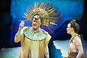 A Soldier in Every Son-The Rise of the Aztecs by Luis Mario Moncada, translated by Gary Owen. A Royal Shakespeare Company/Compania Nacional de Teatro de Mexico  Co-Production directed by Roxanna Silbert With John Stahl as Tezozomoc, Susie Trayling as Tecpa. Opens at The Swan Theatre,Stratford upon Avon  on 5/7/12.CREDIT Geraint Lewis