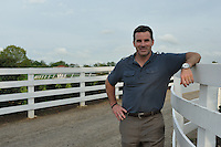 Kevin Plank, founder and CEO of Under Armour, and owner of the storied Sagamore Farms.