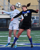 Rochester at Berkley, Girls Varsity Soccer, 3/24/15