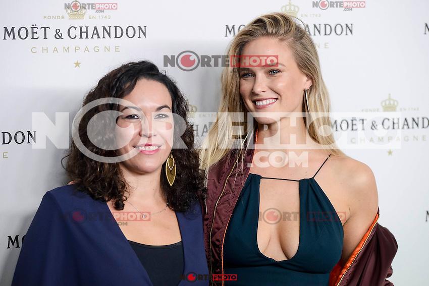 "Israeli model Bar Refaeli Portillo attends to the Moet & Chandom party ""New Year's Eve"" at Florida Retiro in Madrid, Spain. November 29, 2016. (ALTERPHOTOS/BorjaB.Hojas) /NORTEPHOTO.COM"