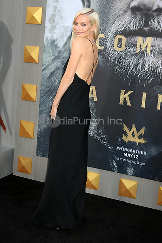 "HOLLYWOOD, CA - MAY 8: Poppy Delevingne at the premiere Of Warner Bros. Pictures' ""King Arthur: Legend Of The Sword"" at the TCL Chinese Theatre In California on May 8, 2017. Credit: David Edwards/MediaPunch"