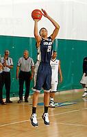 April 9, 2011 - Hampton, VA. USA;  Brandon Ashley participates in the 2011 Elite Youth Basketball League at the Boo Williams Sports Complex. Photo/Andrew Shurtleff