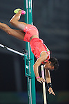 Seito Yamamoto (JPN), <br /> AUGUST 13, 2016 - Athletics : <br /> Men's Pole Vault Qualifying Round <br /> at Olympic Stadium <br /> during the Rio 2016 Olympic Games in Rio de Janeiro, Brazil. <br /> (Photo by YUTAKA/AFLO SPORT)