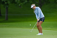Luna Sobron Galmes (ESP) chips on to 2 during the round 2 of the KPMG Women's PGA Championship, Hazeltine National, Chaska, Minnesota, USA. 6/21/2019.<br /> Picture: Golffile | Ken Murray<br /> <br /> <br /> All photo usage must carry mandatory copyright credit (© Golffile | Ken Murray)