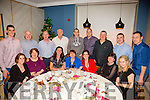Tralee Fire Service enjoying their Christmas party at Benners Hotel on Saturday