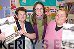 INFORMATION: Staff at the Castlemaine Family Resource Centre who carried out a Community Needs Analysis as part of their three year plan 2007-2009..L/r. Ann Foley, Aileen O'Sullivan and Catherine Courtney.   Copyright Kerry's Eye 2008