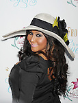 "MARINA DEL REY, CA. - September 27: Nicole ""Snooki"" Polizzi arrives at the ""Beautiful Eyes"" By Frownies Launch Party at the FantaSea Yacht Club on September 27, 2010 in Marina Del Rey, California."