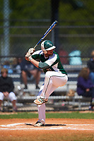 Farmingdale State Rams Vincent Rice (30) at bat during the first game of a doubleheader against the FDU-Florham Devils on March 15, 2017 at Lake Myrtle Park in Auburndale, Florida.  Farmingdale defeated FDU-Florham 6-3.  (Mike Janes/Four Seam Images)