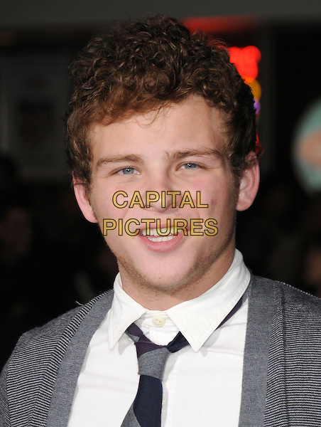 "JONATHAN LIPNICKI.attends the Twentieth Century Fox's L.A. Premiere of ""Unstoppable"" held at Regency Village Theater in Westwood, California, USA, October 26th 2010..portrait headshot white shirt tie grey gray .CAP/RKE/DVS.©DVS/RockinExposures/Capital Pictures."