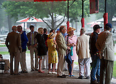 Saratoga - July 30 - Kiser Novice Stakes - random shot/race cancelled