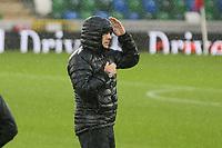 Bundestrainer Joachim Loew (Deutschland Germany) - 04.10.2017: Deutschland Abschlusstraining, Windsor Park Belfast