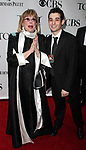 Phyllis Newman & Noah Himmelstein arriving at the 63rd Annual Antoinette Perry Tony Awards at Radio City Music Hall in New York City on June 7, 2009. © Walter McBride / Retna Ltd.