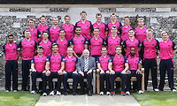 Middlesex CCC 2013 in their Friends Life Twenty 20 Kit - Middlesex County Cricket Club Press Day at Lords Cricket Ground, London - 08/04/13 - MANDATORY CREDIT: Rob Newell/TGSPHOTO - Self billing applies where appropriate - 0845 094 6026 - contact@tgsphoto.co.uk - NO UNPAID USE.