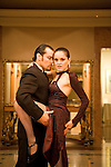 Tango Demonstration at the Four Seasons Bar, Buenos Aires