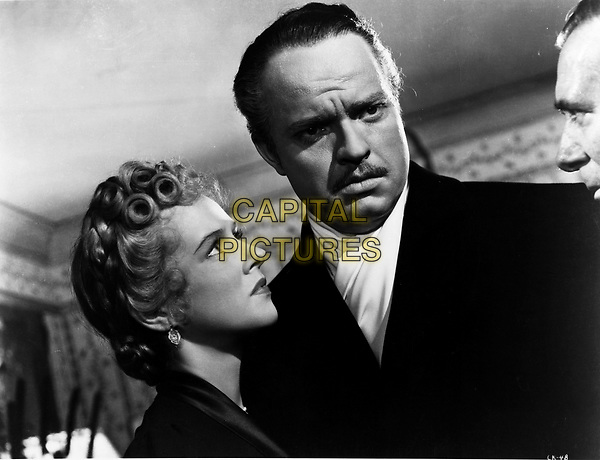 Citizen Kane (1941) <br /> Orson Welles &amp; Dorothy Comingore<br /> *Filmstill - Editorial Use Only*<br /> CAP/KFS<br /> Image supplied by Capital Pictures
