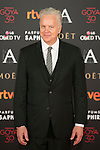 Actor Tim Robbins attends 30th Goya Awards red carpet in Madrid, Spain. February 06, 2016. (ALTERPHOTOS/Victor Blanco)