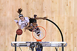 DALLAS, TX - APRIL 2: Bianca Cuevas-Moore #1 of the South Carolina Gamecocks drives to the basket during the 2017 Women's Final Four at American Airlines Center on April 2, 2017 in Dallas, Texas. (Photo by Justin Tafoya/NCAA Photos via Getty Images)