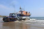 Clogherhead Life Boat Launch 13/7/13
