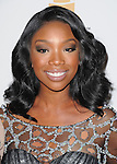 Brandy attends the Annual Clive Davis & The Recording Company Pre-Grammy Gala held at The Beverly Hilton in Beverly Hills, California on February 12,2011                                                                               © 2010 DVS / Hollywood Press Agency