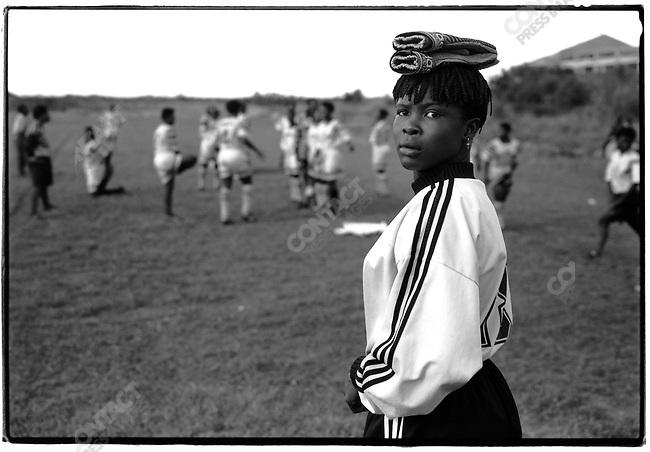 Women's Soccer in Ghana