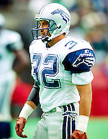 Peter Tuipulota Baltimore Stallions 1994. Photo F. Scott Grant
