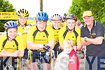 The Currow CC team that competed in the annual Currow CC race on Sunday l-r: Tom Curran, Eamon Collier, Pat O'Shea, Fred O'Byrne, Marcus Cronin, Ryan Colleran and Gerard O'Sullivan    Copyright Kerry's Eye 2008