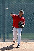 Jesse Orosco - Arizona Diamondbacks - 2009 spring training.Photo by:  Bill Mitchell/Four Seam Images
