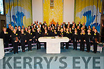 Members of the Kerry Choral Union on Sunday evening at their annual Easter concert in aid of Recovery Haven Kerry in St Brendans Church.