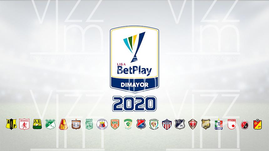 Logo Liga Betplay Dimayor I 2020 Betplay Dimayor League I 2020 Liga Betplay Dimayor I 2020 Betplay Dimayor League I 2020 Vizzorimage