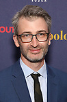 """Daniel Aukin attends the Broadway Opening Night Celebration for the Roundabout Theatre Company production of """"Apologia"""" on October 16, 2018 at the Laura Pels Theatre in New York City."""