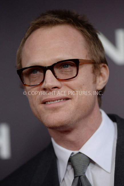 WWW.ACEPIXS.COM<br /> March 26, 2014 New York City<br /> <br /> Paul Bettany attending the 'Noah' New York premiere at Ziegfeld Theatre on March 26, 2014 in New York City.<br /> <br /> Please byline: Kristin Callahan<br /> <br /> ACEPIXS.COM<br /> <br /> Tel: (212) 243 8787 or (646) 769 0430<br /> e-mail: info@acepixs.com<br /> web: http://www.acepixs.com