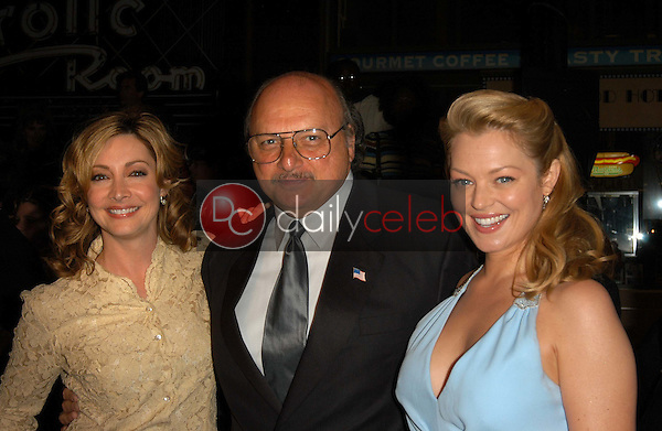 Sharon Lawrence, Dennis Franz and Charlotte Ross