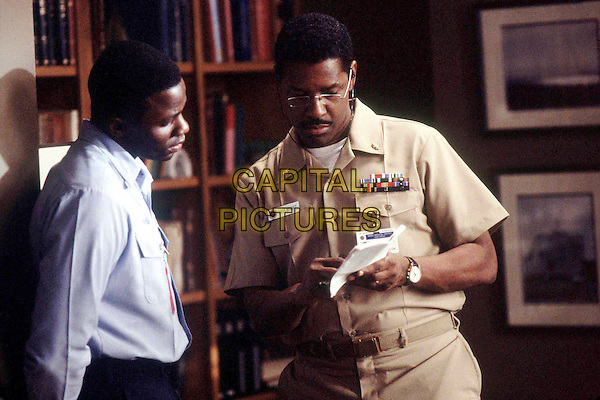 DEREK LUKE & DENZEL WASHINGTON.in Antwone Fisher.Filmstill - Editorial Use Only.Ref: FB.www.capitalpictures.com.sales@capitalpictures.com.Supplied by Capital Pictures