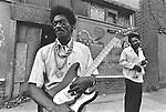"Mississippi Bluesman - ""Booba"" Barnes"