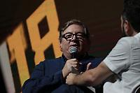 SAO PAULO, SP - 06.12.2018 - CCXP 2018 - O Cineasta Lorenzo Di Bonaventura durante a Comic Con 2018 na S&atilde;o Paulo Expo, na zona sul de S&atilde;o Paulo na tarde desta quinta-feira (06).<br /> (Foto: Fabricio Bomjardim / Brazil Photo Press )