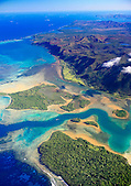 Baie de Goro et le Cap Reine Charlotte, Sud de la Nouvelle-Calédonie