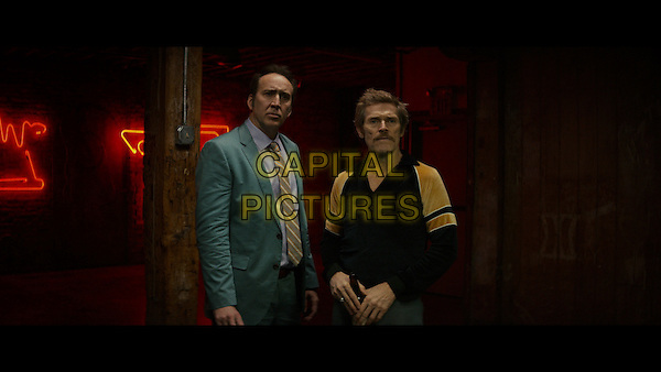 Dog Eat Dog (2016)<br /> Nicolas Cage, Willem Dafoe<br /> *Filmstill - Editorial Use Only*<br /> CAP/KFS<br /> Image supplied by Capital Pictures