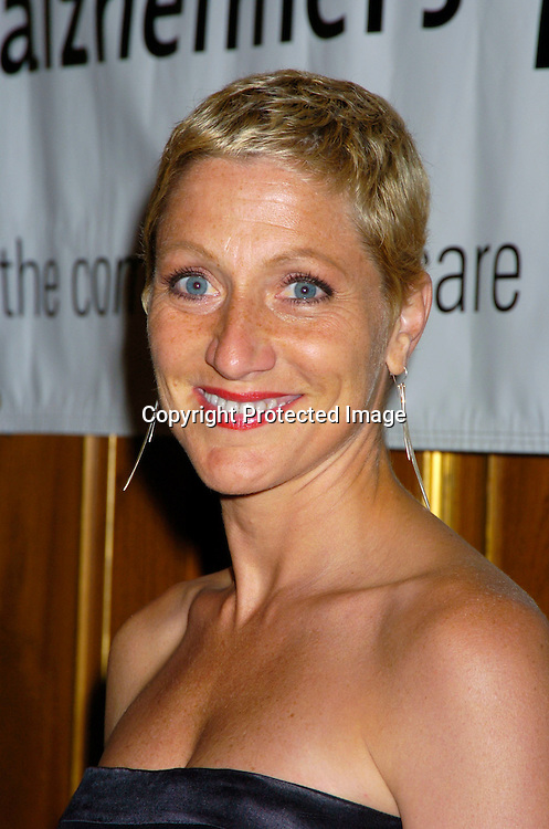 Edie Falco ..at The Forget-Me-Not Gala Benefiting the Alzheimer's ..Association, NYC Chapter on June 2, 2004 at the ..Pierre Hotel. ..Photo by Robin Platzer, Twin Images