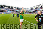 Aidan O'Mahony Kerry after Kerry were defeated by Dublin in the All Ireland Senior Football Semi Final at Croke Park on Sunday.