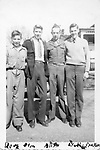 Doug Parker, Jim ?, Allen Phelps, &amp; Buddy Parker.<br />