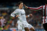 League BBVA round 12: Real Madrid vs Athletic Club Bilbao (5-1)
