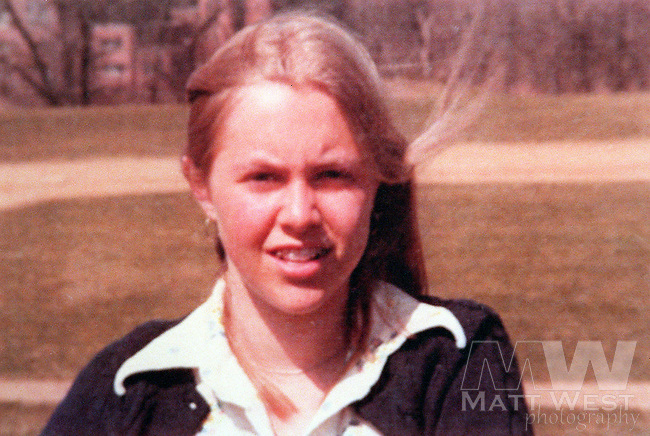 family hand out photo of Martha Moxley.