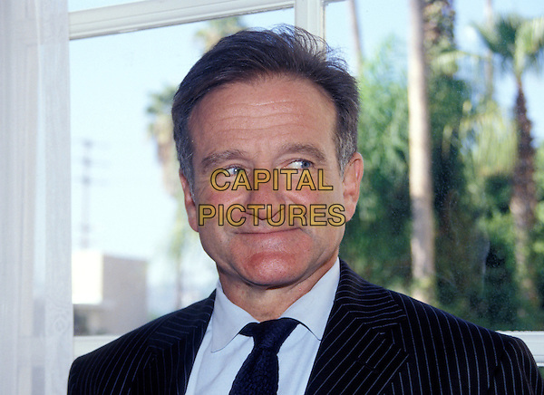 ROBIN WILLIAMS.headshot, portrait.www.capitalpictures.com.sales@capitalpictures.com.© Capital Pictures.