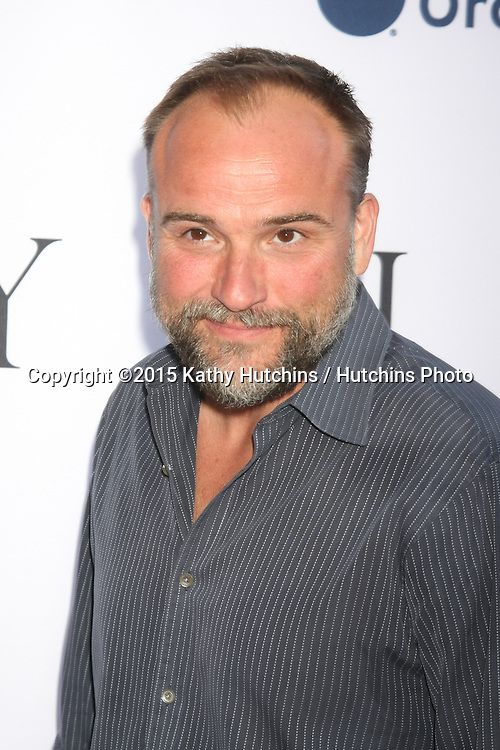 """LOS ANGELES - JUN 24:  David DeLuise at the """"Unity"""" Documentary World Premeire at the Director's Guild of America on June 24, 2015 in Los Angeles, CA"""