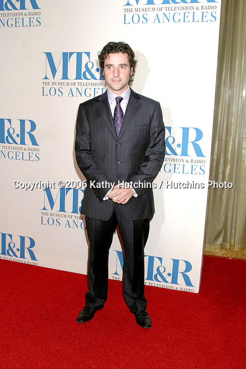 David Krumhotz.Museum of TV & Radio Annual Gala IHO Les Moonves and Jerry Bruckheimer.Regent Beverly Wilshire Hotel.Beverly Hills, CA.October 30, 2006.©2006 Kathy Hutchins / Hutchins Photo....