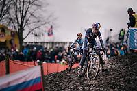 Pauline Ferrand-Prevot (FRA/Canyon-SRAM)<br /> <br /> Women Elite Race<br /> UCI CX Worlds 2018<br /> Valkenburg - The Netherlands